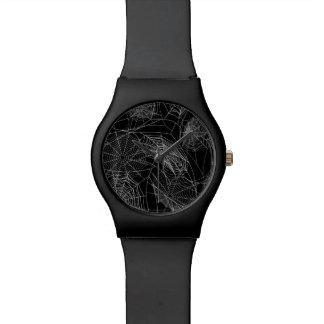 Halloween Pattern Wrist Watch