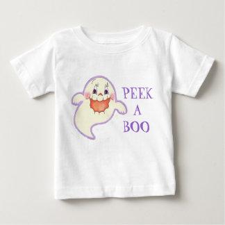 Halloween PEEK A BOO GHOST SHIRT