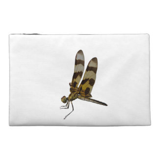 Halloween Pennant Travel Accessory Bags