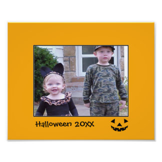 Halloween Photo Border - Spider