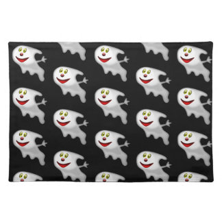 Halloween Placemat-Ghost Placemat