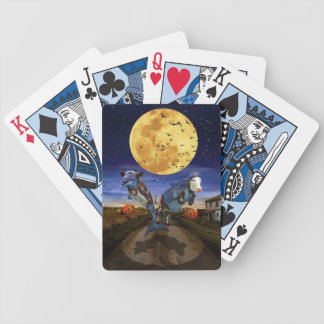Halloween - Playing Cards