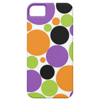 Halloween Polka Dots iPhone 5 Case