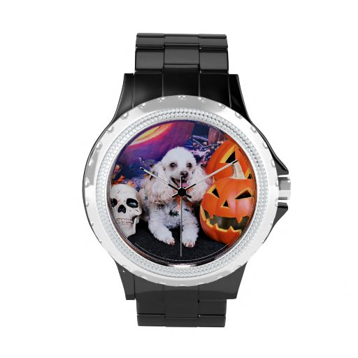 Halloween - Poodle - Dolly Watch