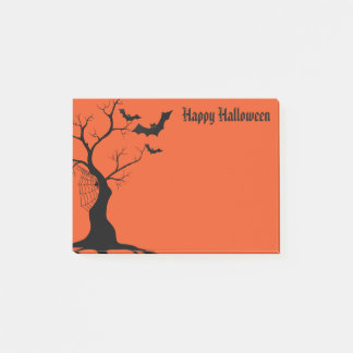 Halloween Post Notes