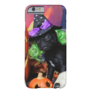 Halloween - Pug - Daisy Mae Barely There iPhone 6 Case