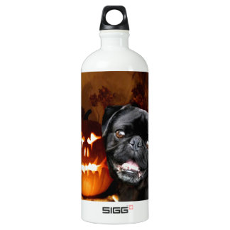 Halloween Pug Dog SIGG Traveller 1.0L Water Bottle
