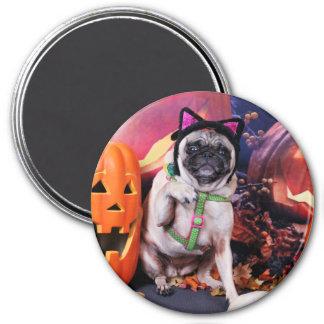 Halloween - Pug - Lily Lou Magnets