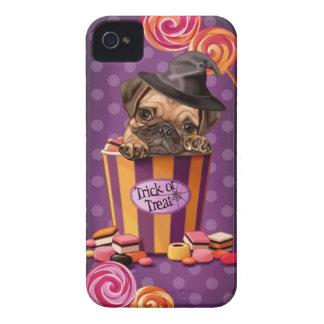 Halloween Pug Puppy Case-Mate iPhone 4 Case