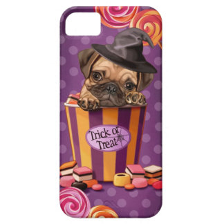 Halloween Pug Puppy iPhone 5 Covers
