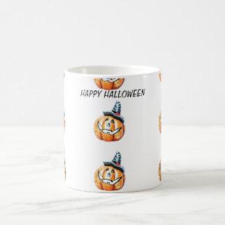 Halloween Pumkin Coffee Mugs
