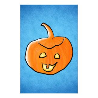 Halloween Pumpkin 14 Cm X 21.5 Cm Flyer