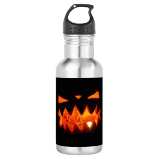 Halloween Pumpkin 532 Ml Water Bottle