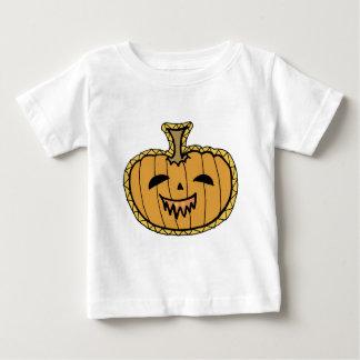 Halloween Pumpkin Baby T-Shirt