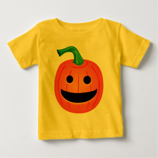 Halloween Pumpkin Baby T-Shirt