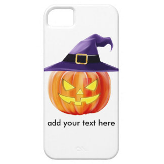Halloween Pumpkin Barely There iPhone 5 Case
