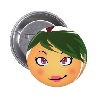 Halloween Pumpkin Buttons