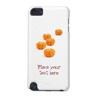 Halloween pumpkin candy iPod touch 5G case