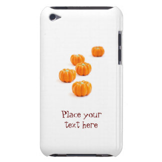 Halloween pumpkin candy iPod touch covers