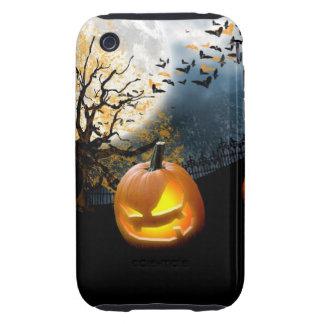 Halloween Pumpkin iPhone 3 Tough Case