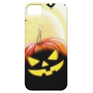Halloween Pumpkin Case For The iPhone 5