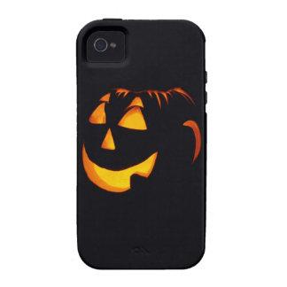 Halloween pumpkin cases vibe iPhone 4 cases