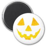 Halloween Pumpkin Jack-O-Lantern Happy Face