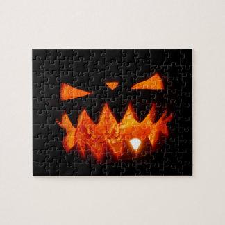 Halloween Pumpkin Jigsaw Puzzle