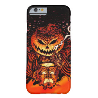 Halloween Pumpkin King Barely There iPhone 6 Case
