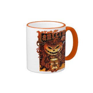 Halloween Pumpkin King (Lord O Lanterns) Ringer Mug