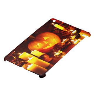 Halloween pumpkin lantern case for the iPad mini