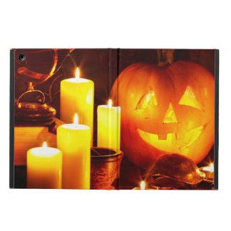 Halloween pumpkin lantern iPad air cover