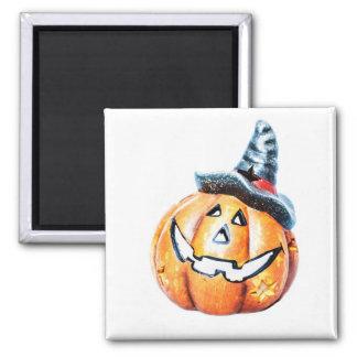 Halloween Pumpkin Fridge Magnets