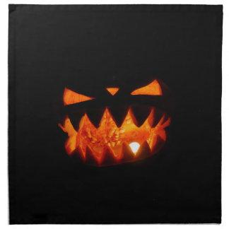 Halloween Pumpkin Napkin