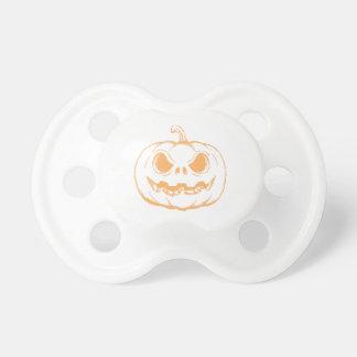 Halloween Pumpkin Pacifier