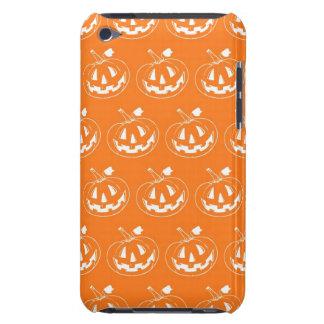 Halloween Pumpkin pattern iPod Touch Case