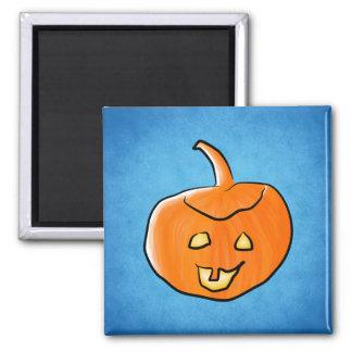 Halloween Pumpkin Refrigerator Magnets