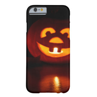 Halloween Pumpkin Scare Barely There iPhone 6 Case