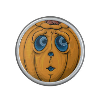 Halloween Pumpkin Speaker
