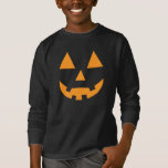 Halloween Pumpkin Tee Shirt