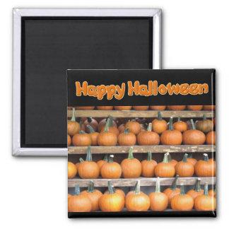 Halloween Pumpkin Wall Fridge Magnet