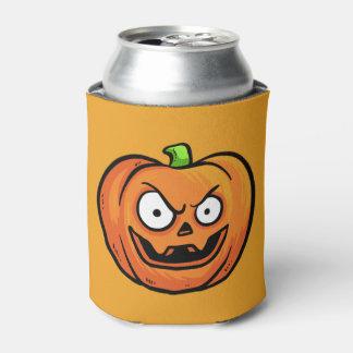 Halloween Pumpkins can cooler 2