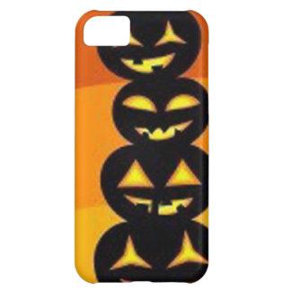 halloween pumpkins iPhone 5C covers