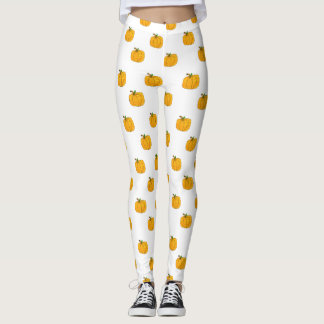 Halloween Pumpkins Cute Leggings