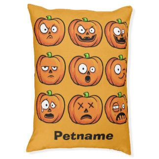 Halloween Pumpkins dog beds