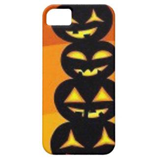 halloween pumpkins iPhone 5 case