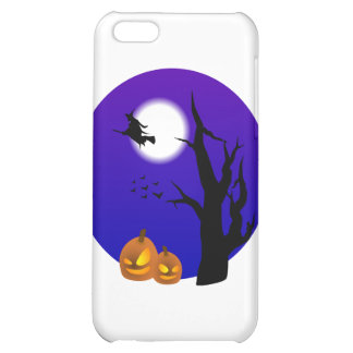 halloween pumpkins cover for iPhone 5C