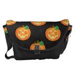 Halloween Pumpkins.jpg Courier Bags