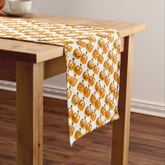 Halloween Pumpkins Medium Table Runner
