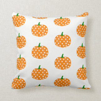 Halloween Pumpkins Pillow